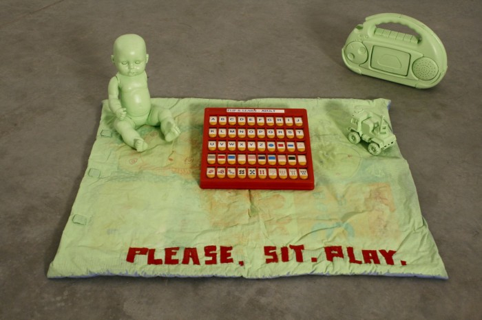 please sit play